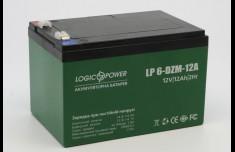 LP 6-DZM-12 12V 12Ah тяговий акумулятор для електровелосипеда