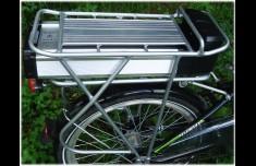 36V 10Ah LiFepo4 на багажник акумулятор